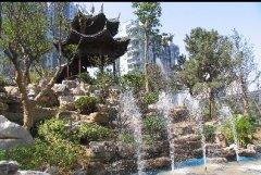 住区景观环境营造——金牌试点项目金都杭城
