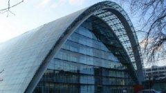 绿色建筑——德国汉堡柏林湖生态办公楼